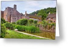 Bickleigh Castle - Devon Greeting Card
