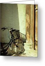 Bicycle 02 Greeting Card