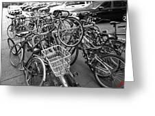 Bicycle 5 Greeting Card