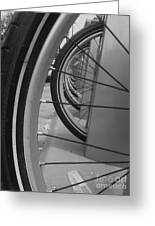 Bicycle Tires..... Greeting Card