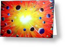 Big Bang - 4 Greeting Card