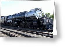 Big Boy - Union Pacific Railroad Greeting Card