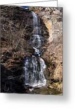 Big Bradley Falls 1 Greeting Card