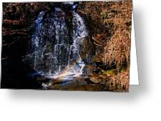 Big Bradley Falls 5 Greeting Card