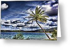 Big Island Beaches V2 Greeting Card
