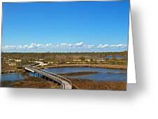 Big Lagoon 2 Greeting Card