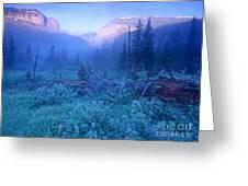 Bob Marshall Wilderness Greeting Card