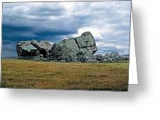 Big Rock 2 Greeting Card