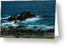 Big Rock Greeting Card