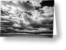 Big Sky 01 Greeting Card