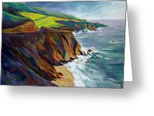 Big Sur 1 Greeting Card