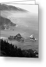 Big Sur 4 Greeting Card