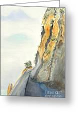 Big Sur Highway One Greeting Card by Susan Lee Clark
