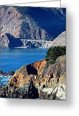 Big Sur Greeting Card
