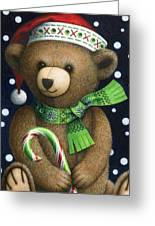 Big Teddy Greeting Card