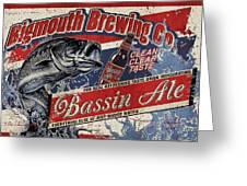 Bigmouth Brewing Greeting Card