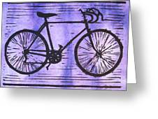 Bike 8 Greeting Card