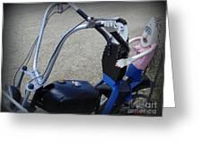 Bikers Greeting Card