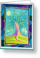 Bilabo Tree  Greeting Card