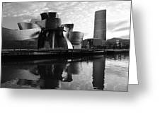 Bilbao 3 Greeting Card