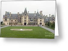 Biltmore Estate Asheville Greeting Card