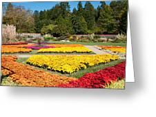 Biltmore Gardens  Greeting Card