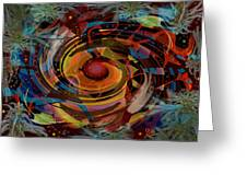 Biorhythm Greeting Card