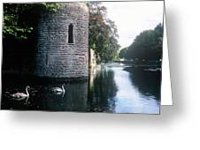 Bishop's Palace Wells Greeting Card