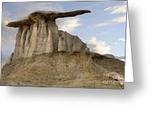 Bisti De-na-zin Wing Greeting Card