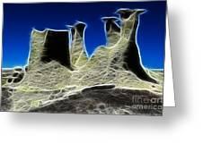 Magical Earth 3 Greeting Card