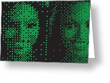 Bk006 Tnm Greeting Card
