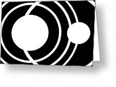 Black And White Art 170 Greeting Card
