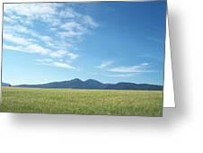 Black Mountain Greeting Card