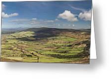Blackstairs Mountains 6 Greeting Card