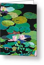 Blairs Pond Greeting Card