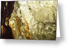 Blanchard Springs Caverns-arkansas Series 03 Greeting Card