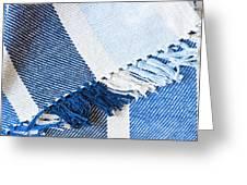 Blanket Greeting Card