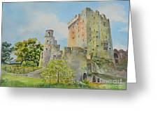 Blarney_castle_1 Greeting Card