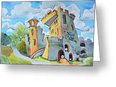 Blarney_castle_ii Greeting Card