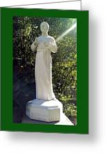 Blessed Francis Xavier Seelos C.ss.r. - New Orleans La  Greeting Card