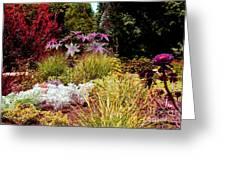 Blithewold Gardens Bristol Rhode Island Greeting Card