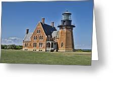 Block Island Southeast Lighthouse Greeting Card
