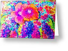 Bloom Where You're Planted Greeting Card