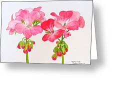 Blooming 1 Greeting Card
