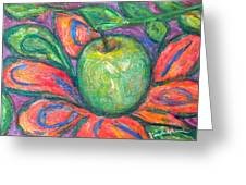 Blooming Apple Greeting Card