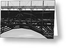 Bloor Street Viaduct Greeting Card
