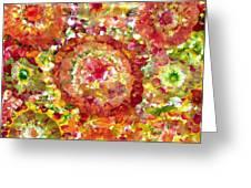 Blossom In Elysium  Greeting Card