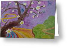 Blossoms 6 Greeting Card