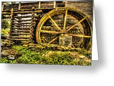 Blowing Cave Mill Est.1880 Greeting Card