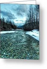 Blue Creek Greeting Card